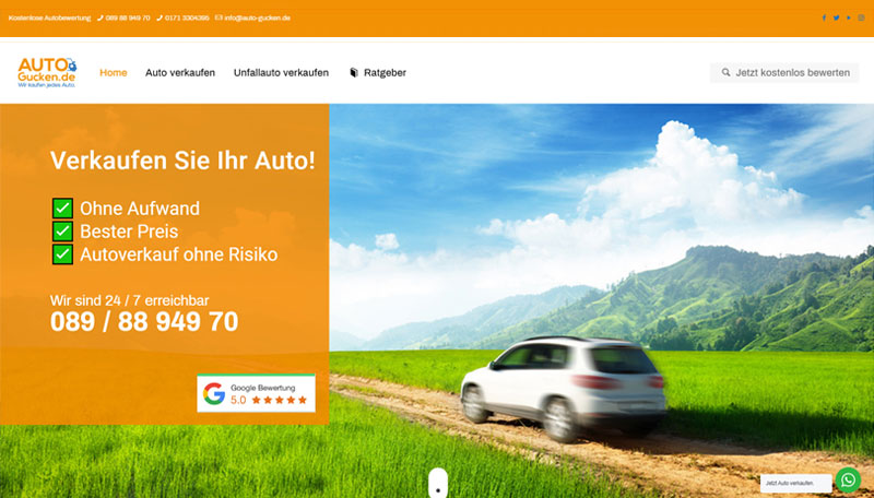 Auto Ankauf München
